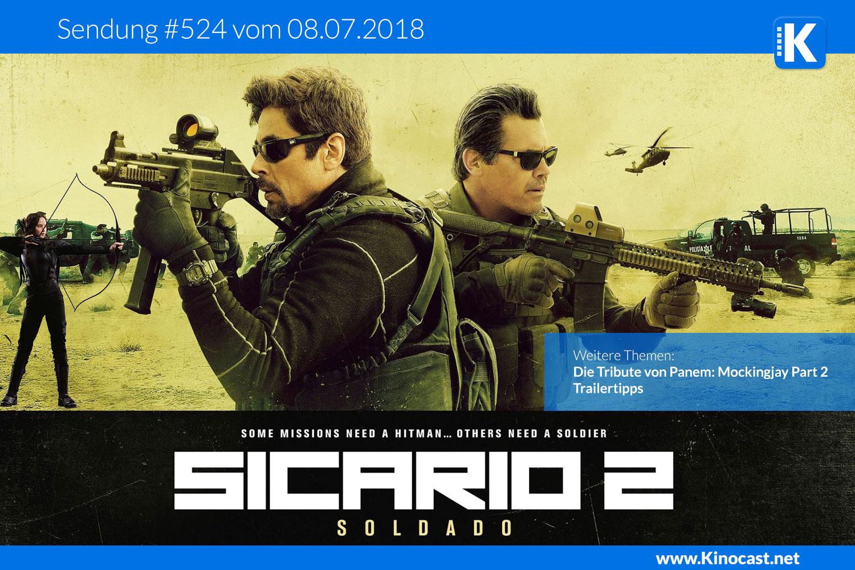 Sicario 2 Stream Kinox