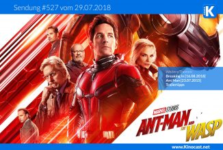 #527: Ant-Man and the Wasp, Breaking in