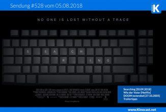 #528: <BR>Searching, <BR>Wie der Vater, <BR>Doom extended