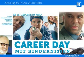 #537: <BR>Career Day mit Hindernissen, <BR>Dont be afraid of the dark, <BR>Red Dead Redemption 2