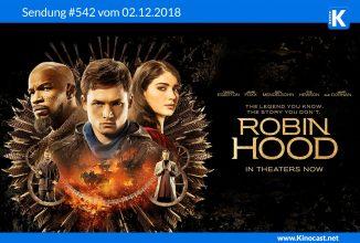 #542: <BR>Robin Hood (2018), <BR>Bodyguard (Netflix)