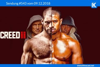 #543: <BR>Creed II: Rocky's Legacy, <BR>Game Night, <BR>A Ghost Story, <BR>The Greatest Showman