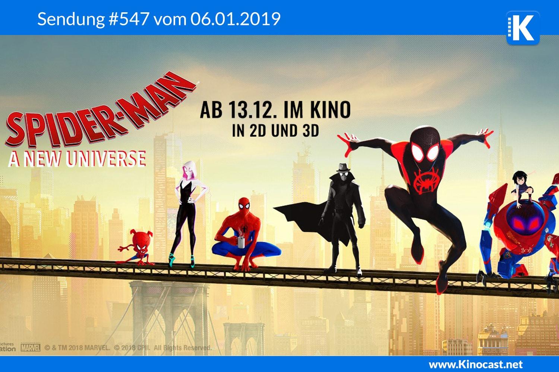 547 Spiderman A New Universe Dog Days Nur Gott Kann Mich Richten
