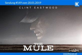#549: The Mule, IO, Ataris Reise