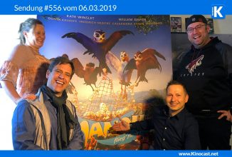 #556: Sonderfolge! <BR>Besuch bei den LUXX Studios <BR>MANOU – FLIEG' FLINK! <BR>Spezialeffekte <BR>3D Animation <BR>Independence Day<BR> White House Down <BR>Grand Budapest Hotel