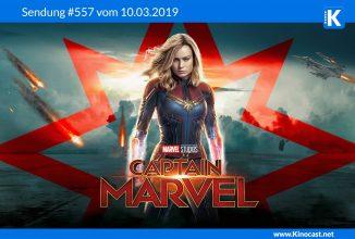 #557: <BR>Captain Marvel, <BR>Was Männer wollen, <BR>Running Man <BR>