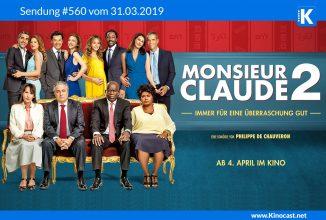 #560: <BR>Monsieur Claude 2, <BR>Ein Rezept für die Liebe