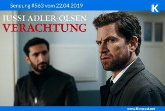 """#563: <BR>Jussi Adler Olsen """"Verachtung"""", <BR>Climax, <BR>Secret City, <BR>Anno 1800"""