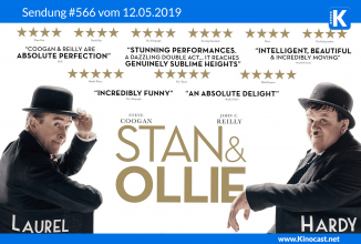 #566: <BR>Stan & Ollie, <BR>Iron Sky 2: The Coming Race, <BR>MEG, <BR>The Society, <BR>After Life, <BR>Dead to me