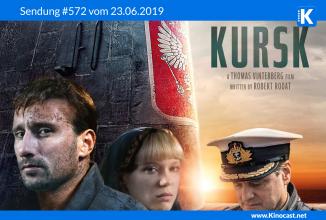 #572: <BR>Kursk, <BR>Rocketman, <BR>Murder Mystery, <BR>Heilstätten
