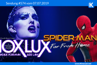#574: Vox Lux, Spiderman: Far From Home