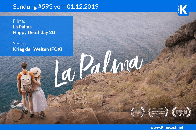 La Palma Happy Deathday U Krieg der Welten Kino Adventskalender Gewinnspiel Download film german deutsch