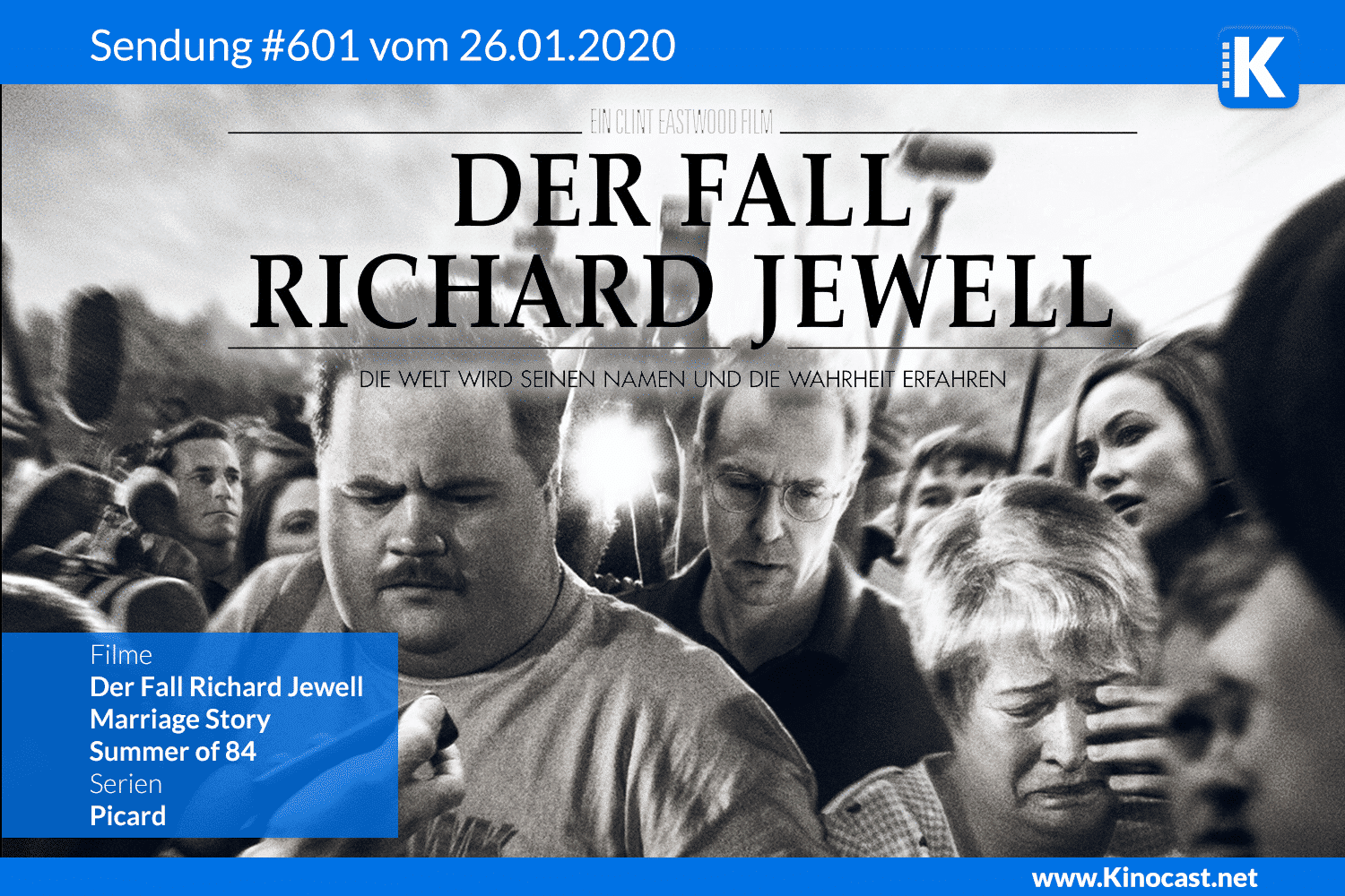 Der Fall Richard Jewell Marriage Story Summer of Picard Download film german deutsch