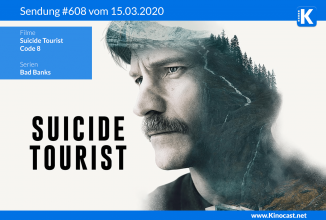 #608: Suicide Tourist, <BR>Code 8, <BR>Bad Banks, <BR>Plague Inc.