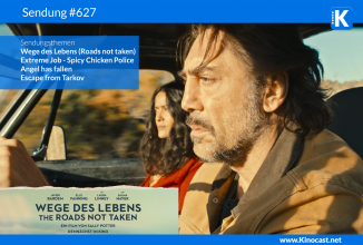 #627: Wege des Lebens (Roads not taken), Extreme Job (Spicy Chicken Police), Angel has fallen, Escape from Tarkov
