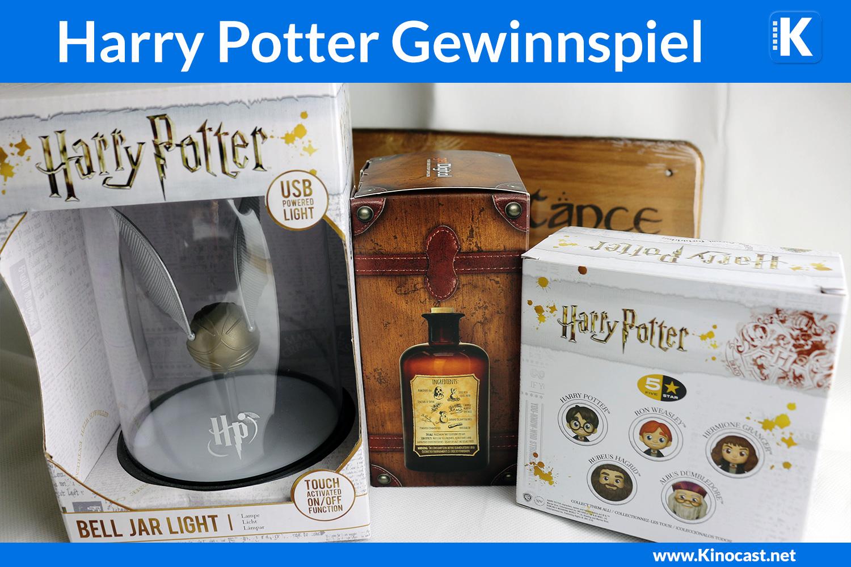 GEWINNSPIEL Harry Potter