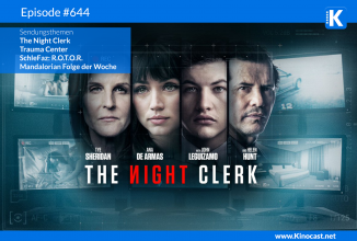 #644: The Night Clerk, Trauma Center, SchleFaz R.O.T.O.R.