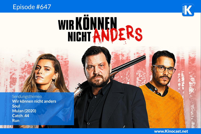 wir koennen nicht anders mulan Sould Download Kritik Film german deutsch Podcast
