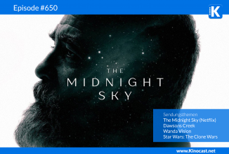 #650: The Midnight Sky, Wanda Vision, Dawsons Creek, Star Wars: The Clone Wars
