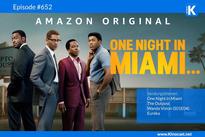 One Night in Miami Download Kritik Film german deutsch Podcast