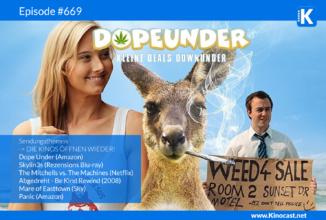 #669: Kino-Restart, Dope Under, Skylin3s, The Mitchells vs the Machines, Abgedreht – Be Kind Rewind (2008)
