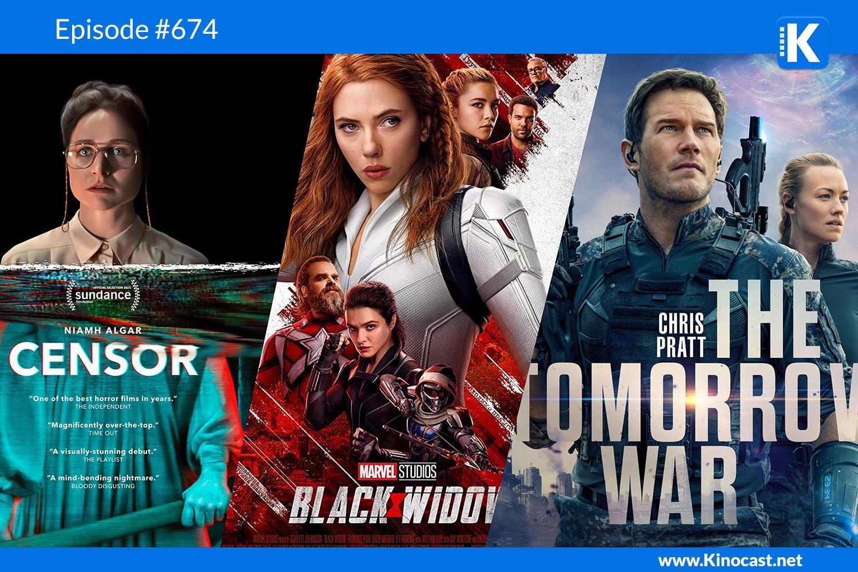 Censor The Tomorrow War Black Widow Marvel