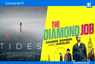 """#679: Tides (The Colony), The Diamond Job, Marvels """"What if…"""""""