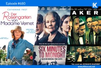 #680: Der Rosengarten von Madame Vernet (La fine fleur), Six Minutes to Midnight, Takers, Nine Perfect Strangers, Brand New Cherry Flavor