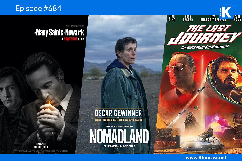 The many saints of Newark Sopranos Nomadland The Last Journey Le dernier voyage Schumacher Movie download deutsch German