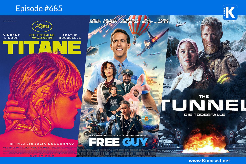TITANE FREE GUY The Tunnel Kampf um die fuenfte Galaxis SCHLEFAZ Movie download deutsch German