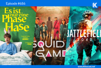 #686: Es ist nur eine Phase, Hase, Squid Game, Ted Lasso S02 Finale, What if…, Kevin can f*** himself, Battlefield 2042