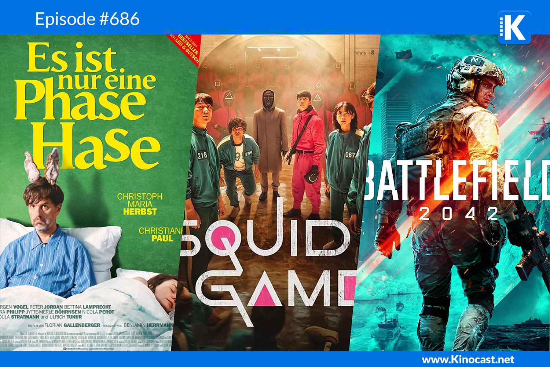 Es ist nur eine Phase Hase Squid Game Battlefield Ted Lasso s Finale Kevin can f himself Movie download deutsch German